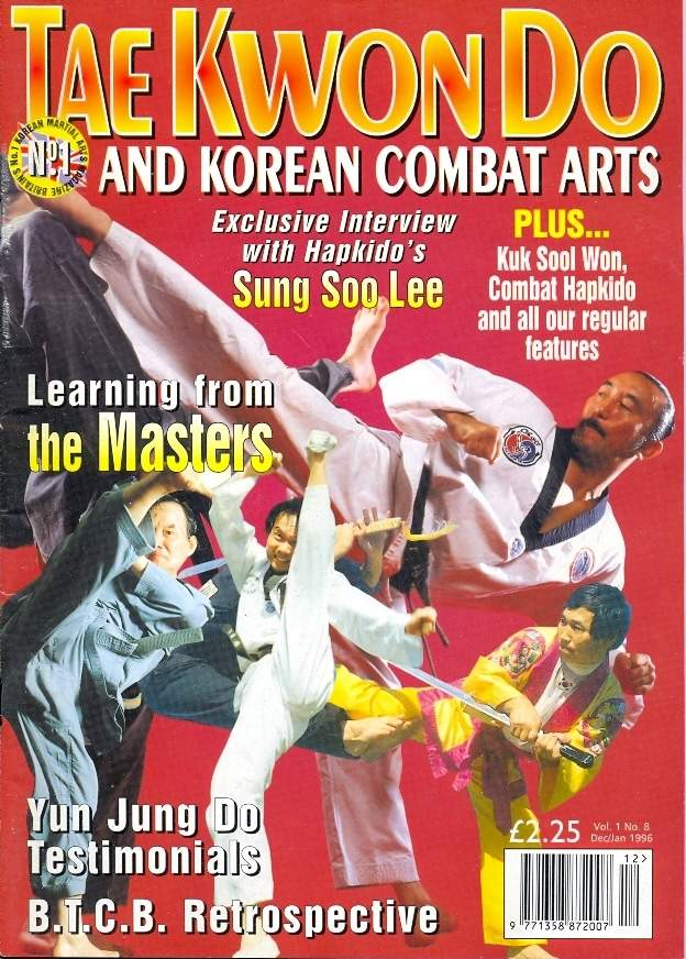 12/96 Tae Kwon Do and Korean Combat Arts