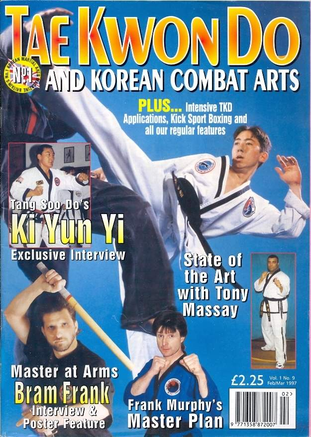 02/97 Tae Kwon Do and Korean Combat Arts