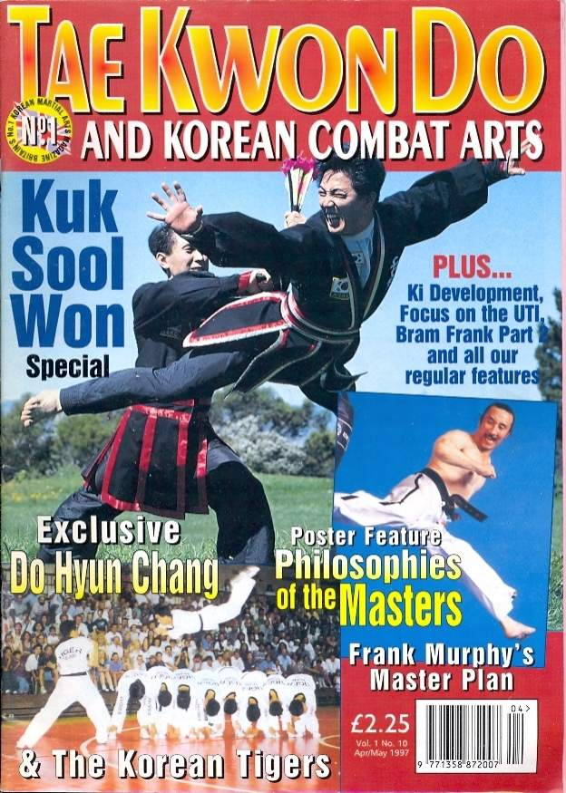 04/97 Tae Kwon Do and Korean Combat Arts