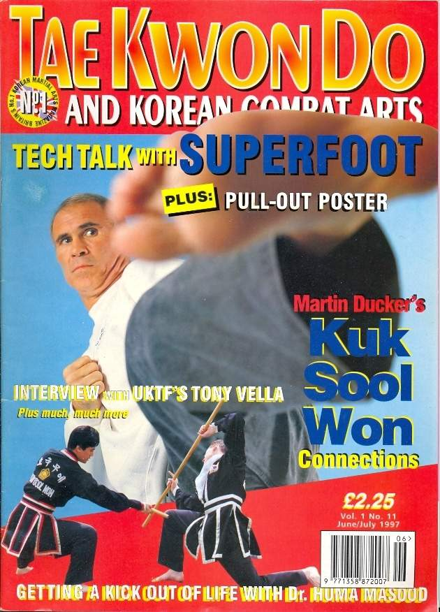 06/97 Tae Kwon Do and Korean Combat Arts