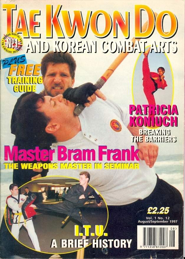 08/97 Tae Kwon Do and Korean Combat Arts