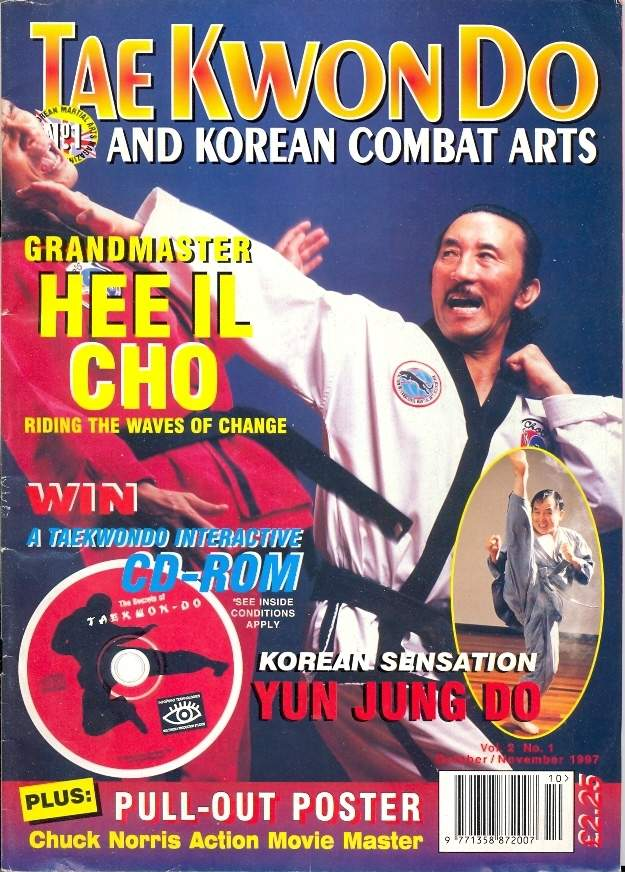 10/97 Tae Kwon Do and Korean Combat Arts