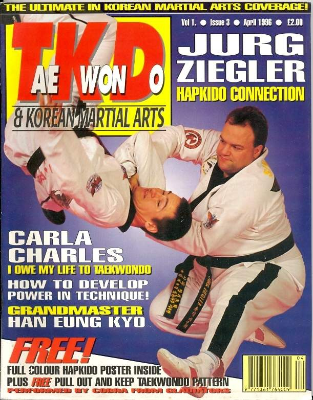04/96 Tae Kwon Do & Korean Martial Arts