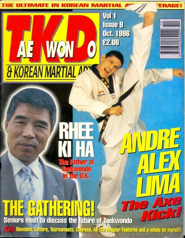 10/96 Tae Kwon Do & Korean Martial Arts