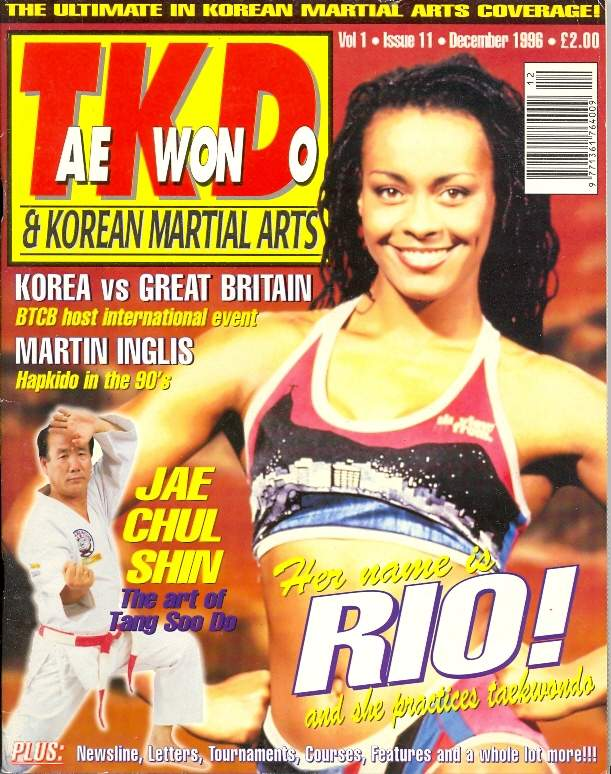 12/96 Tae Kwon Do & Korean Martial Arts