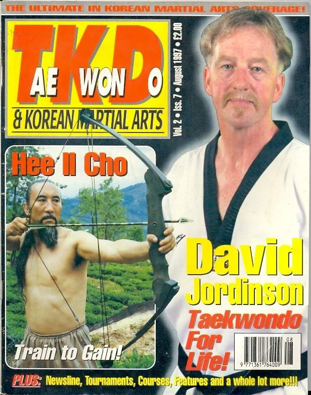 08/97 Tae Kwon Do & Korean Martial Arts