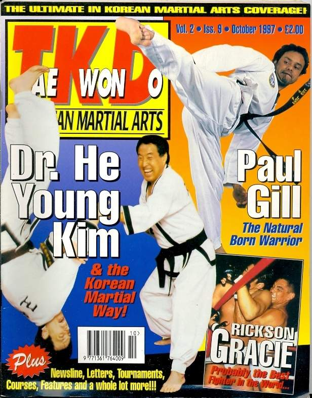 10/97 Tae Kwon Do & Korean Martial Arts