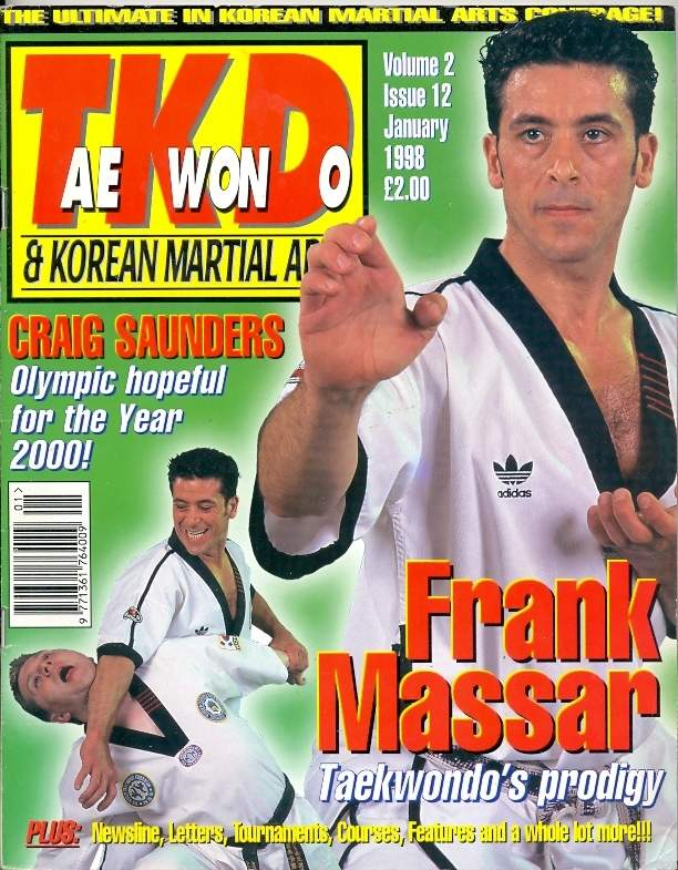 01/98 Tae Kwon Do & Korean Martial Arts