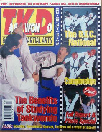 02/98 Tae Kwon Do & Korean Martial Arts