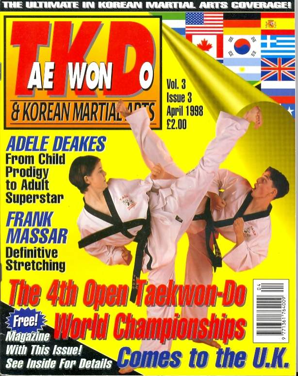 04/98 Tae Kwon Do & Korean Martial Arts
