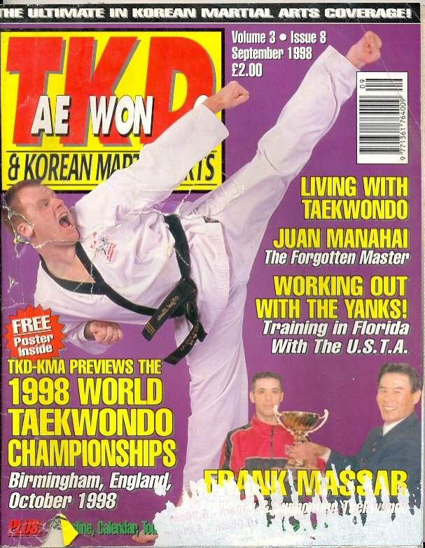 09/98 Tae Kwon Do & Korean Martial Arts