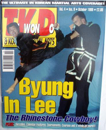 10/99 Tae Kwon Do & Korean Martial Arts