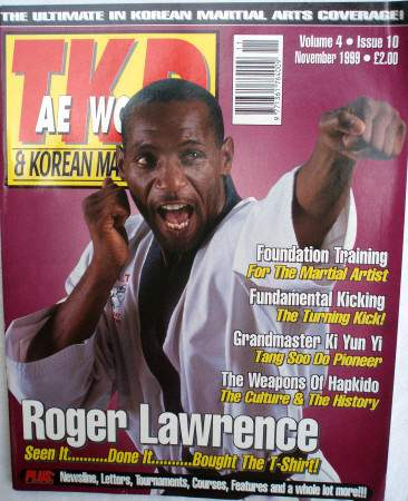 11/99 Tae Kwon Do & Korean Martial Arts