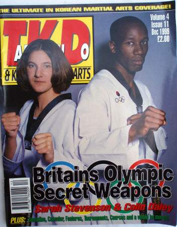 12/99 Tae Kwon Do & Korean Martial Arts