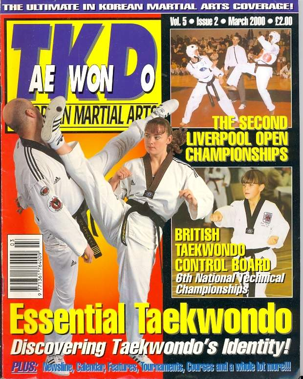 03/00 Tae Kwon Do & Korean Martial Arts