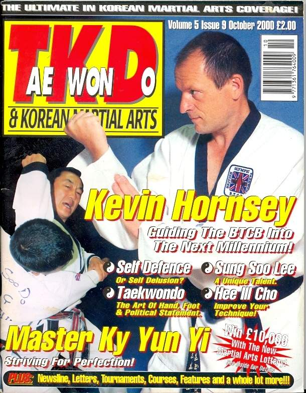 10/00 Tae Kwon Do & Korean Martial Arts
