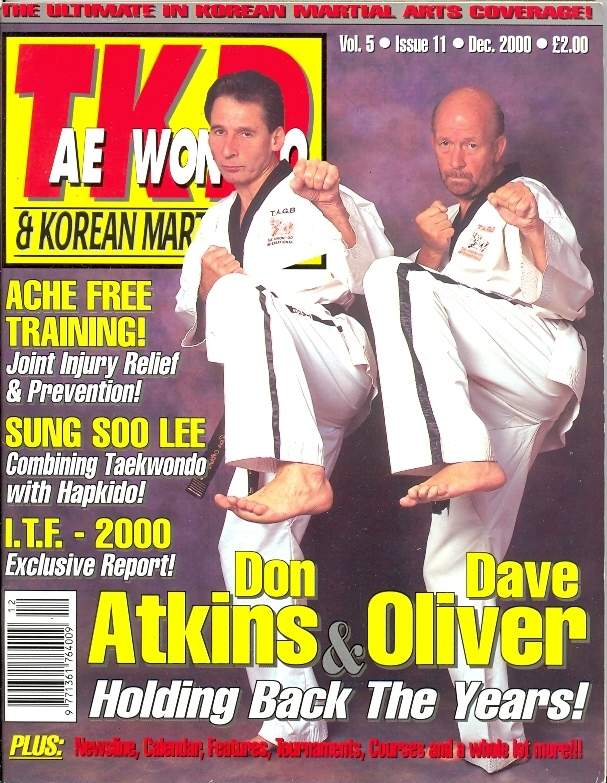 12/00 Tae Kwon Do & Korean Martial Arts