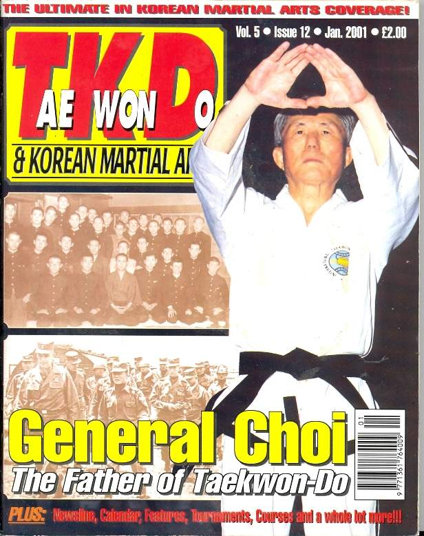 01/01 Tae Kwon Do & Korean Martial Arts