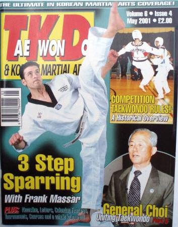 05/01 Tae Kwon Do & Korean Martial Arts