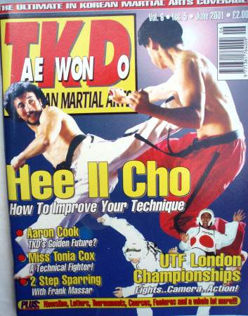 06/01 Tae Kwon Do & Korean Martial Arts