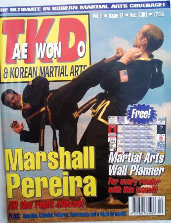 12/01 Tae Kwon Do & Korean Martial Arts