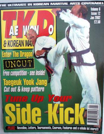 01/02 Tae Kwon Do & Korean Martial Arts
