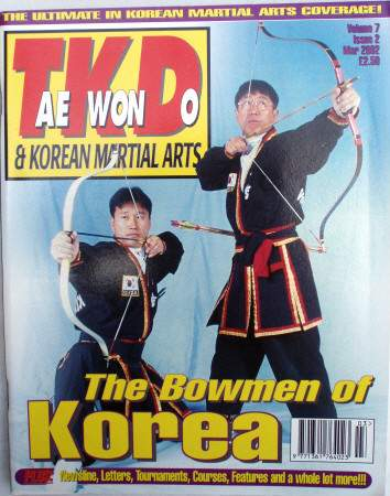 03/02 Tae Kwon Do & Korean Martial Arts