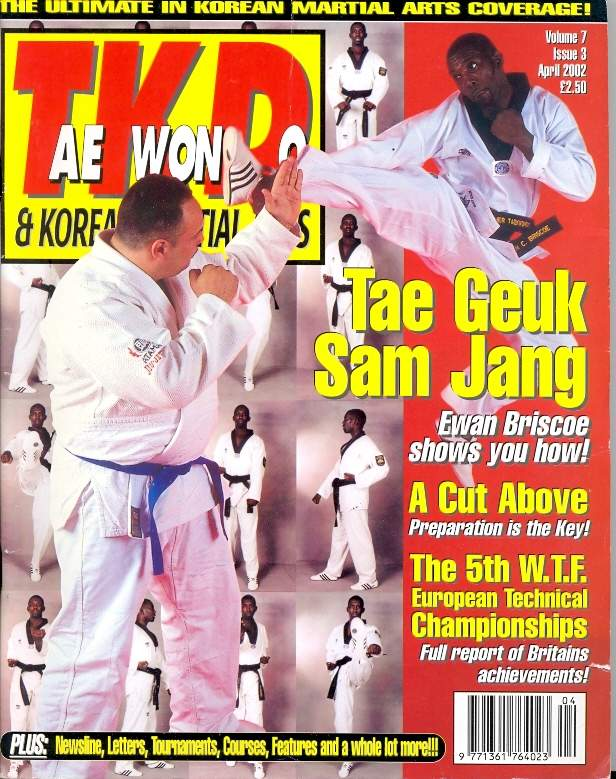 04/02 Tae Kwon Do & Korean Martial Arts