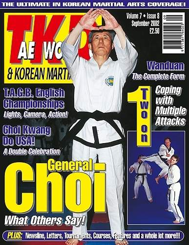09/02 Tae Kwon Do & Korean Martial Arts