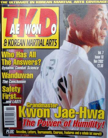 11/02 Tae Kwon Do & Korean Martial Arts
