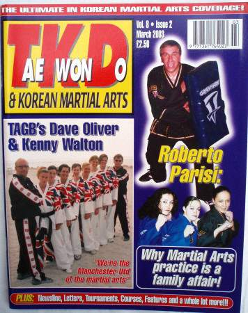 03/03 Tae Kwon Do & Korean Martial Arts
