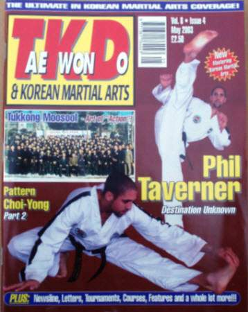 05/03 Tae Kwon Do & Korean Martial Arts