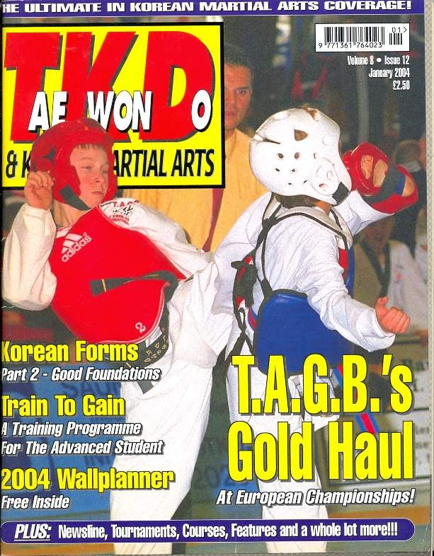 01/04 Tae Kwon Do & Korean Martial Arts