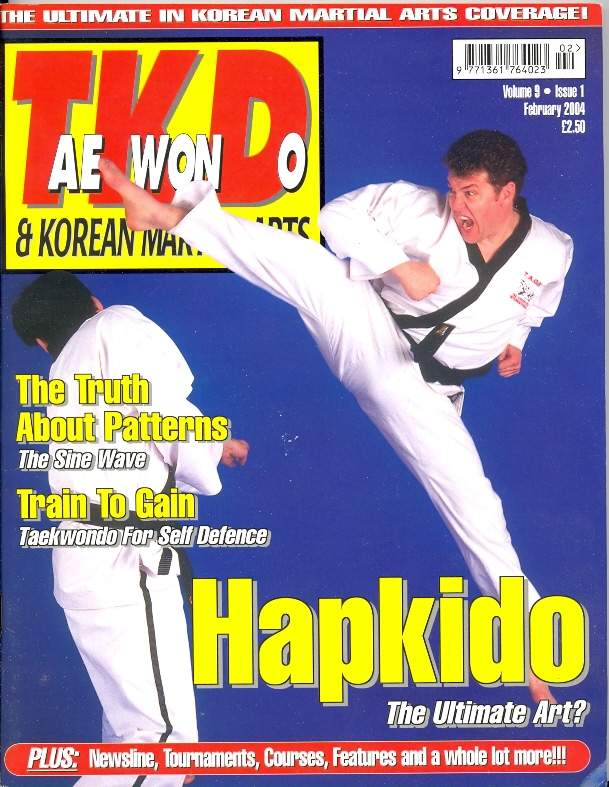 02/04 Tae Kwon Do & Korean Martial Arts