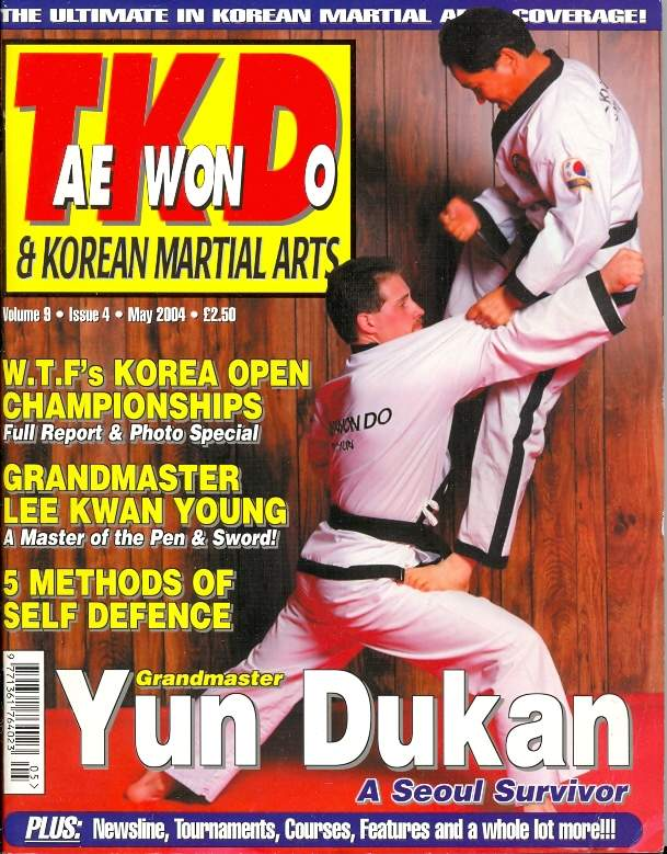 05/04 Tae Kwon Do & Korean Martial Arts