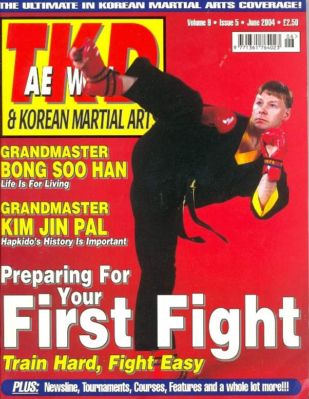 06/04 Tae Kwon Do & Korean Martial Arts
