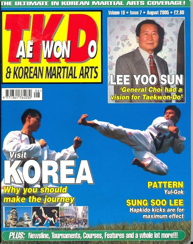 08/05 Tae Kwon Do & Korean Martial Arts