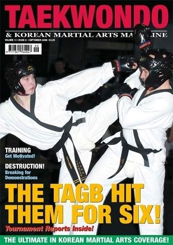 09/06 Tae Kwon Do & Korean Martial Arts