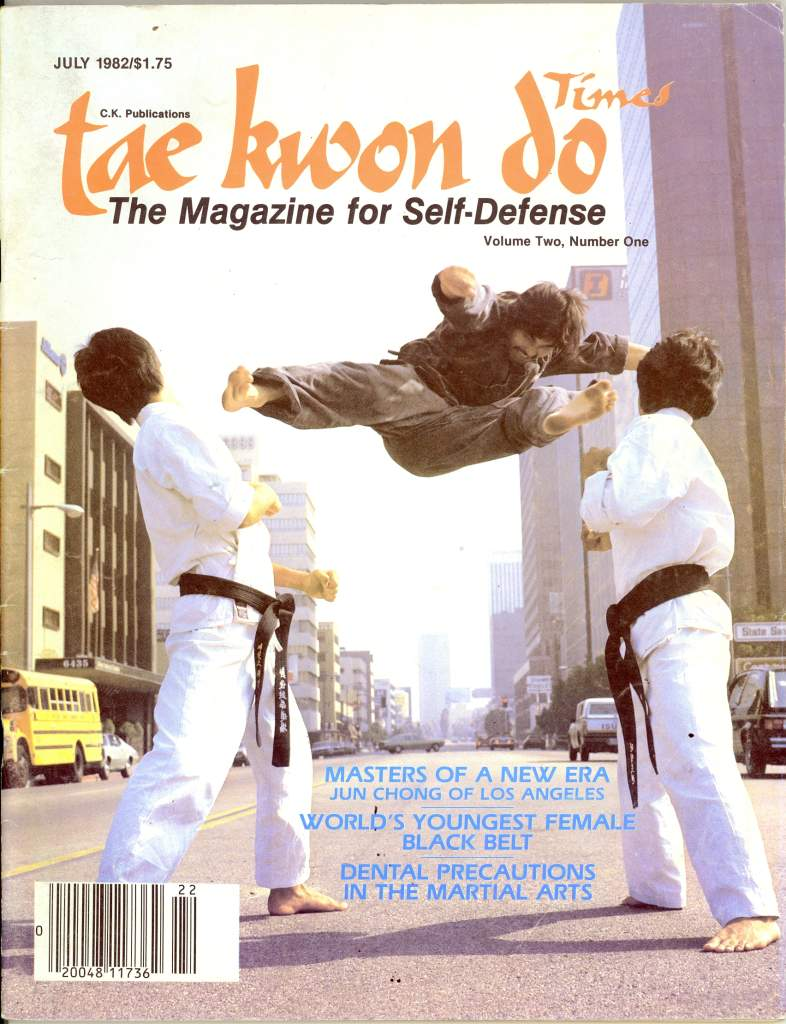 07/82 Tae Kwon Do Times