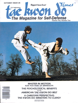 10/82 Tae Kwon Do Times