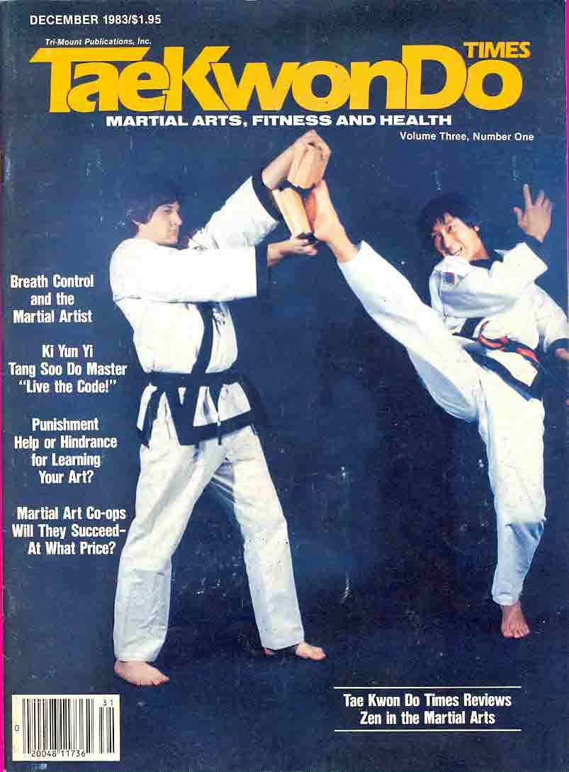 12/83 Tae Kwon Do Times