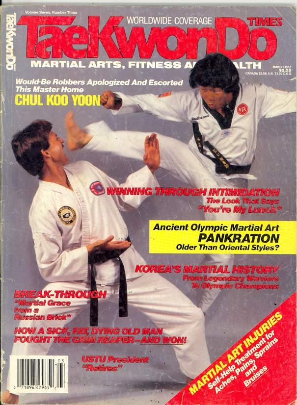 03/87 Tae Kwon Do Times