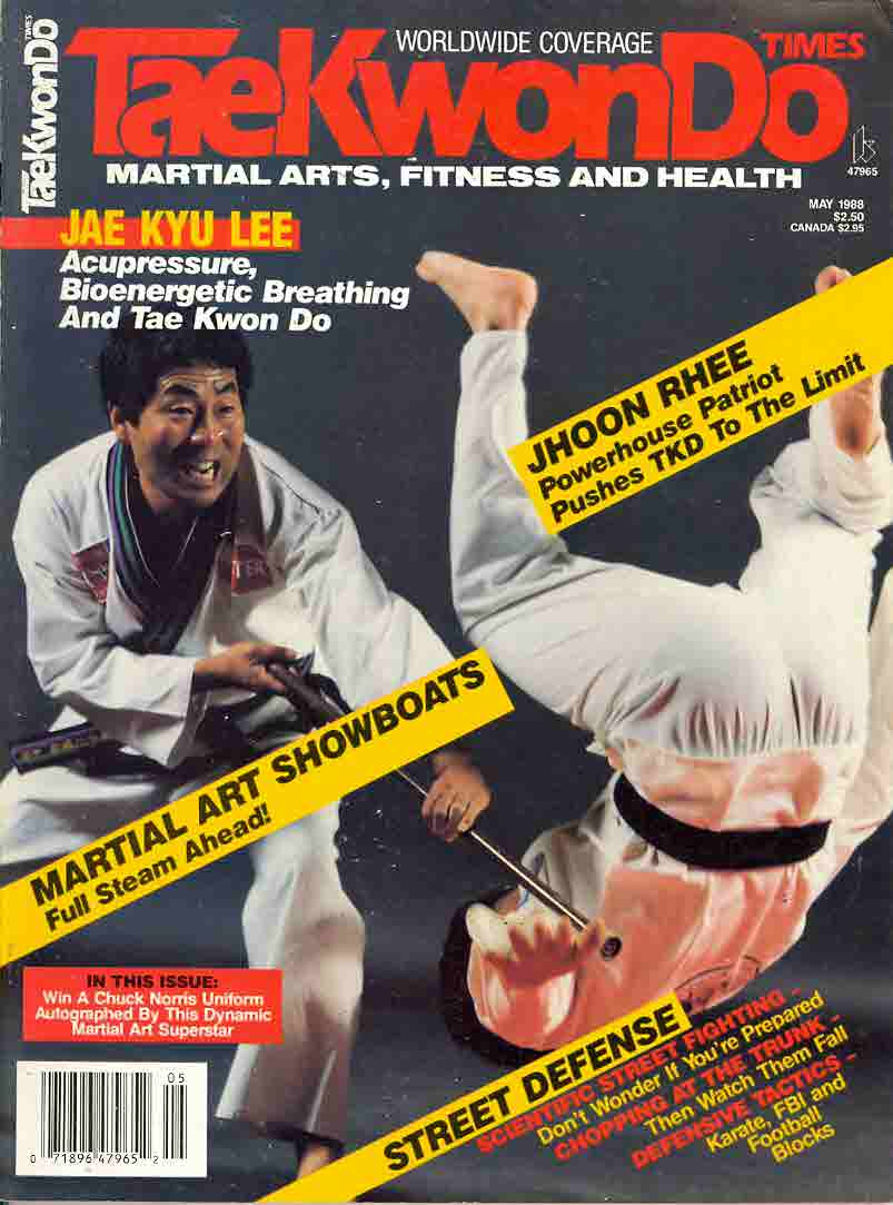 05/88 Tae Kwon Do Times