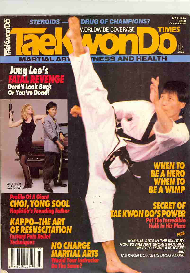 03/89 Tae Kwon Do Times