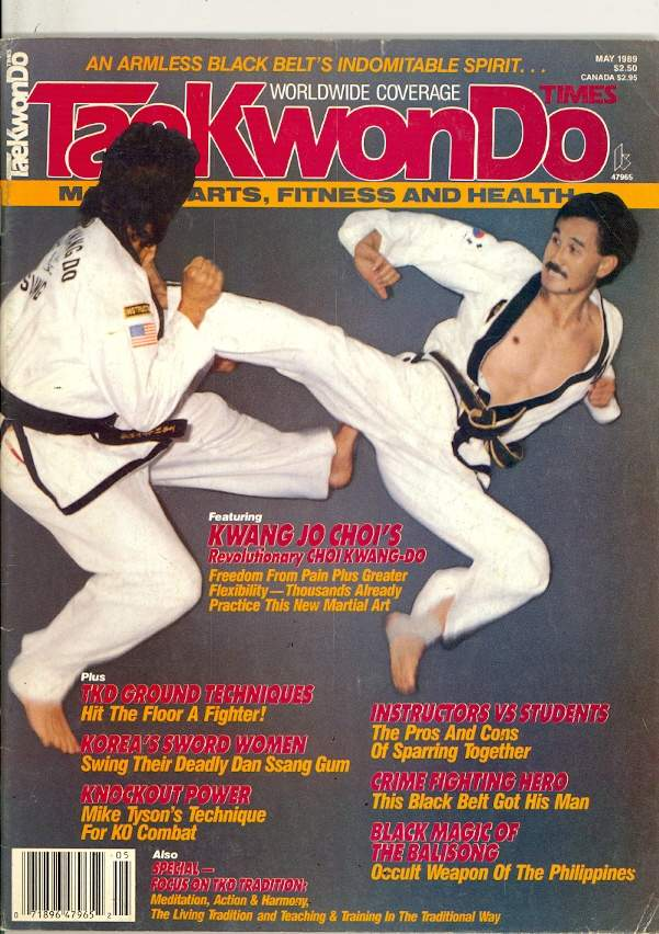 05/89 Tae Kwon Do Times