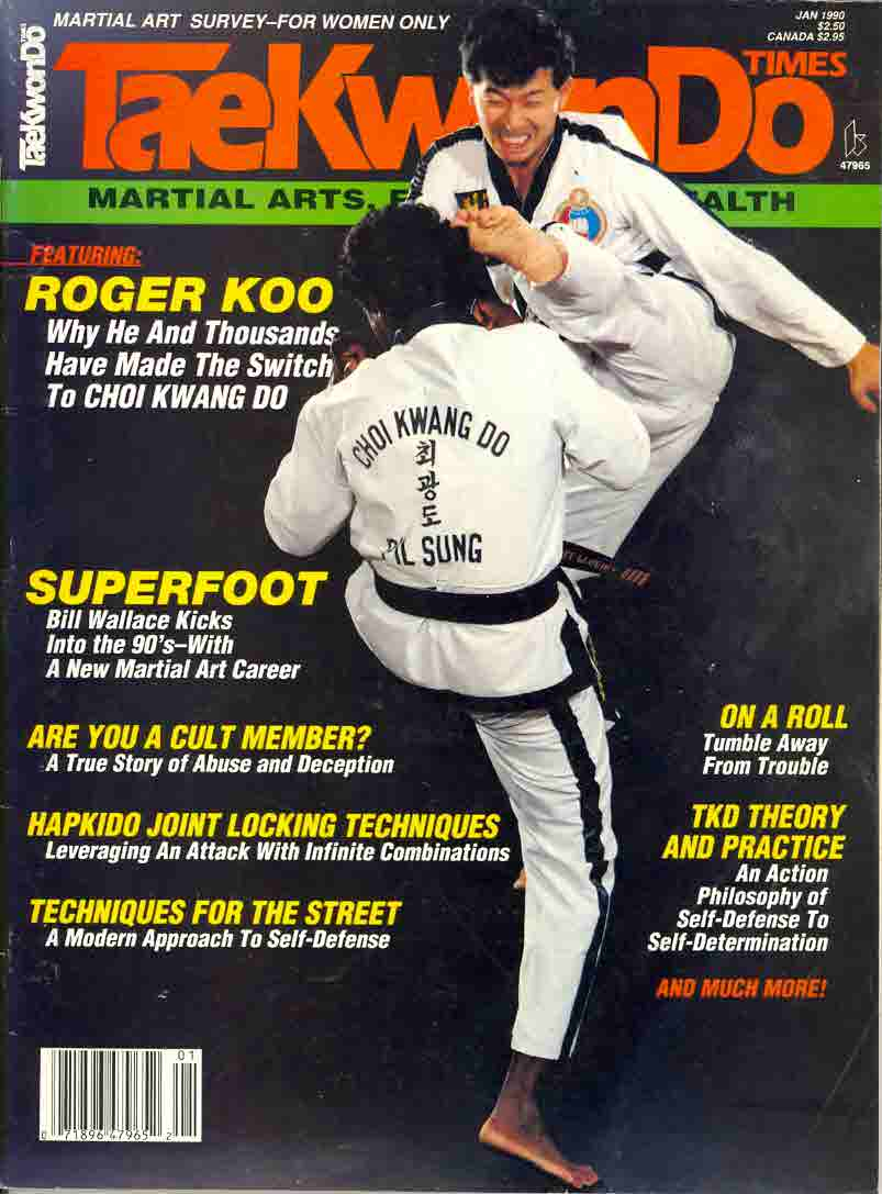 01/90 Tae Kwon Do Times