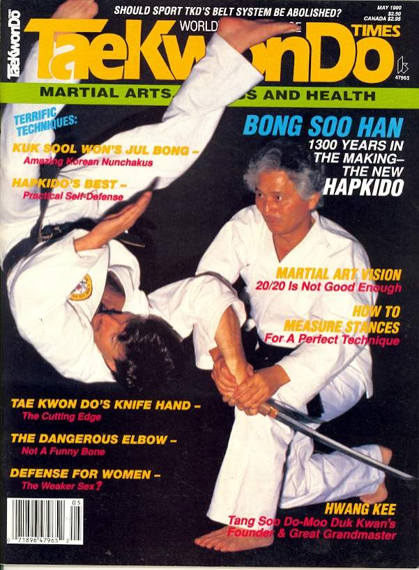 05/90 Tae Kwon Do Times