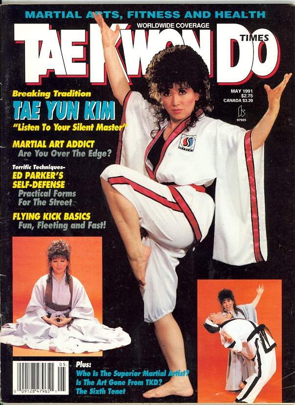 05/91 Tae Kwon Do Times