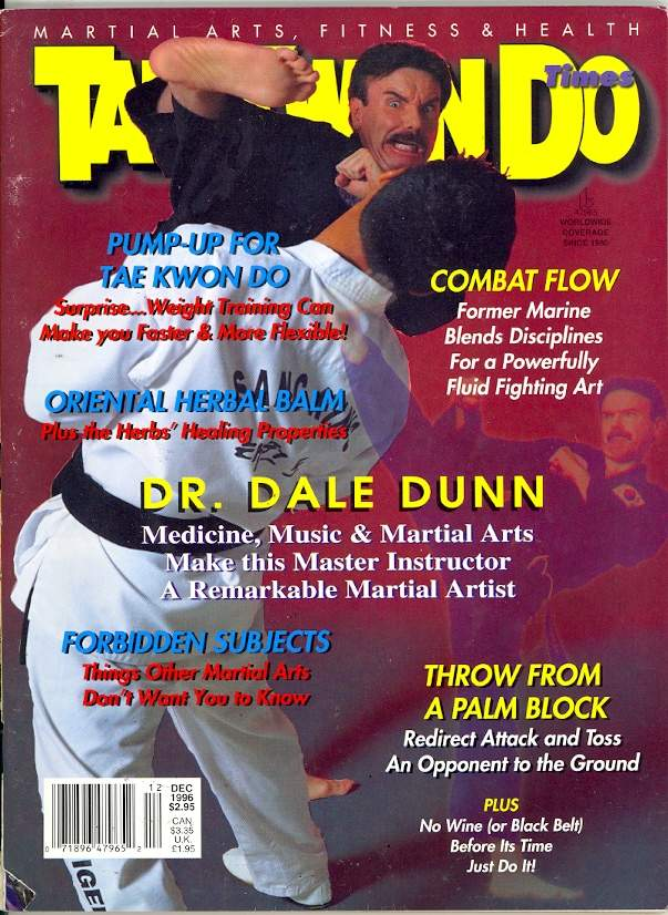 12/96 Tae Kwon Do Times