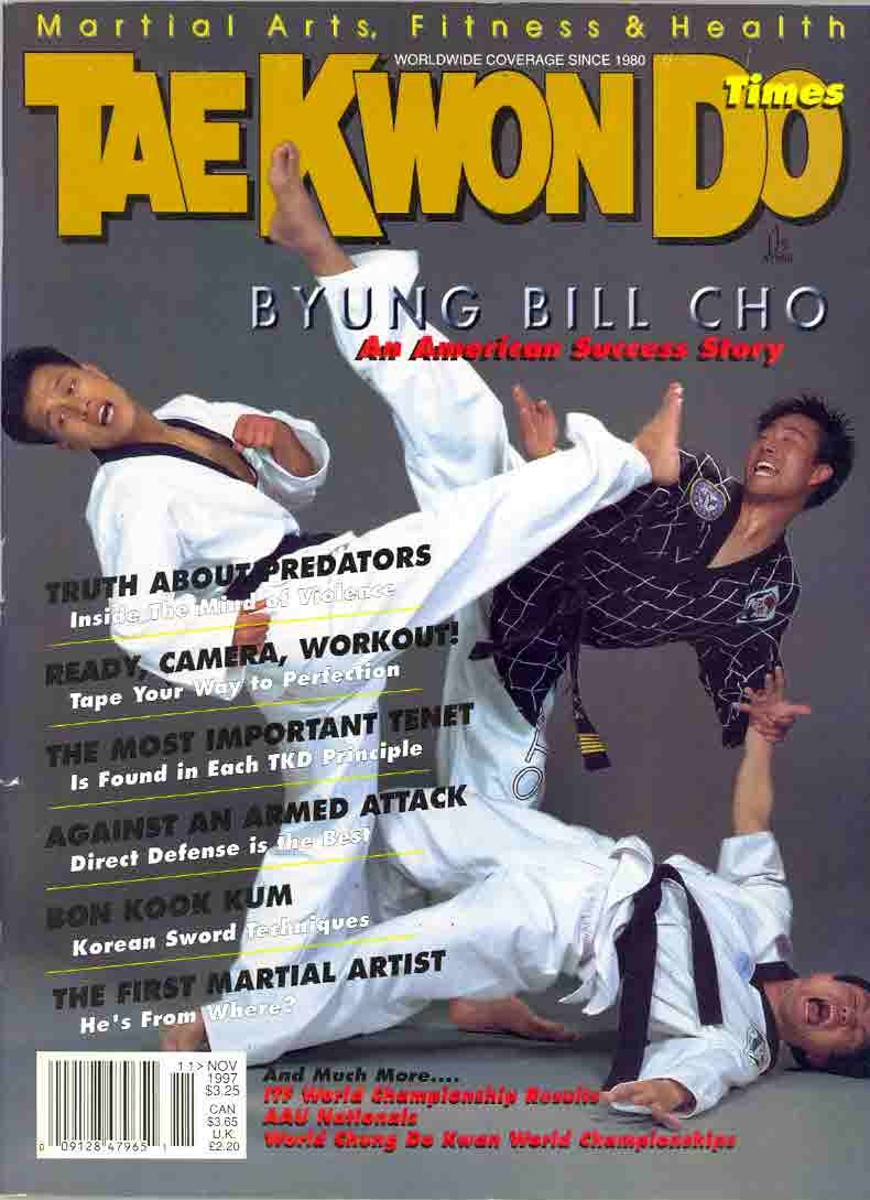 11/97 Tae Kwon Do Times
